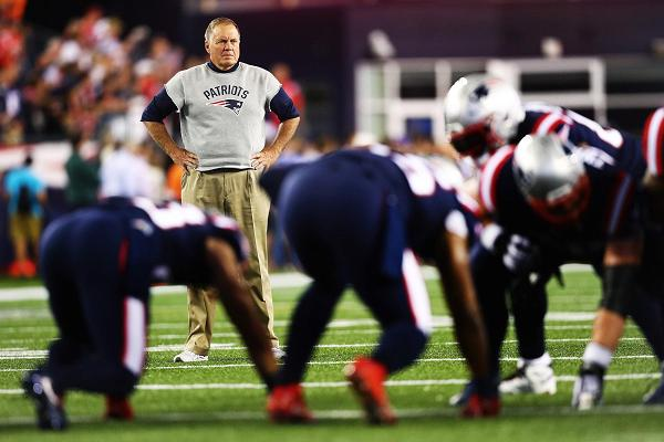 Bill Belichick Reveals His 5 Rules of Exceptional Leadership