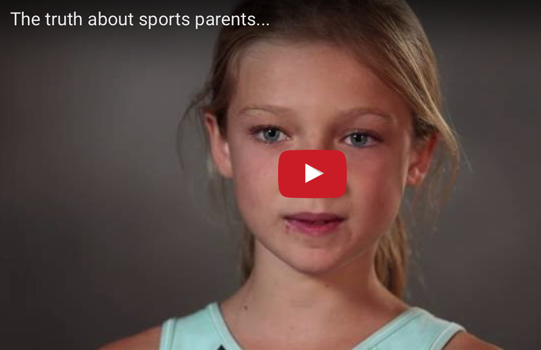 Kids Tell Us The Truth about Sports Parents…