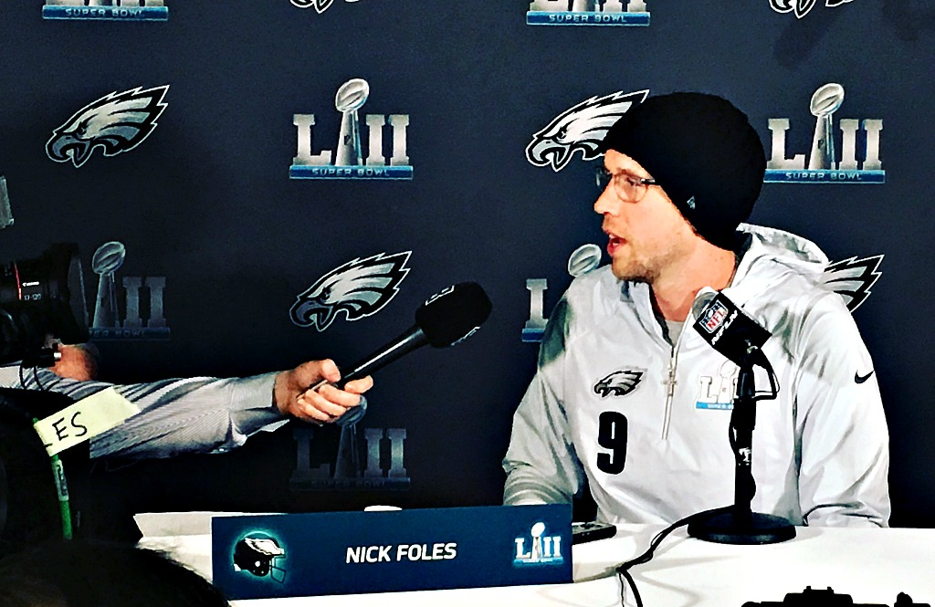 3 Things Super Bowl MVP Nick Foles Said That Sports Parents Need to Advocate