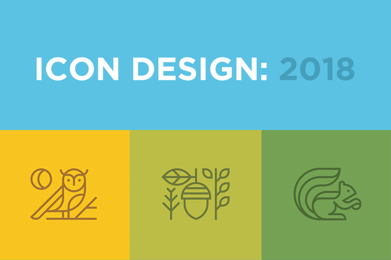 Icon Design in 2019: The Key Trends