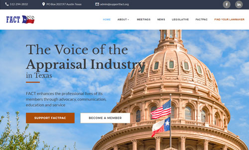 Foundation Appraisers Coalition of Texas
